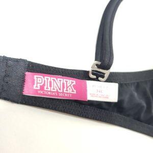 PINK Victoria's Secret Intimates & Sleepwear - Victoria's secret pink push up animal print 34 C